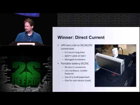 DEF CON 22 - Andrew Hunt - Raspberry MoCA - A recipe for compromise