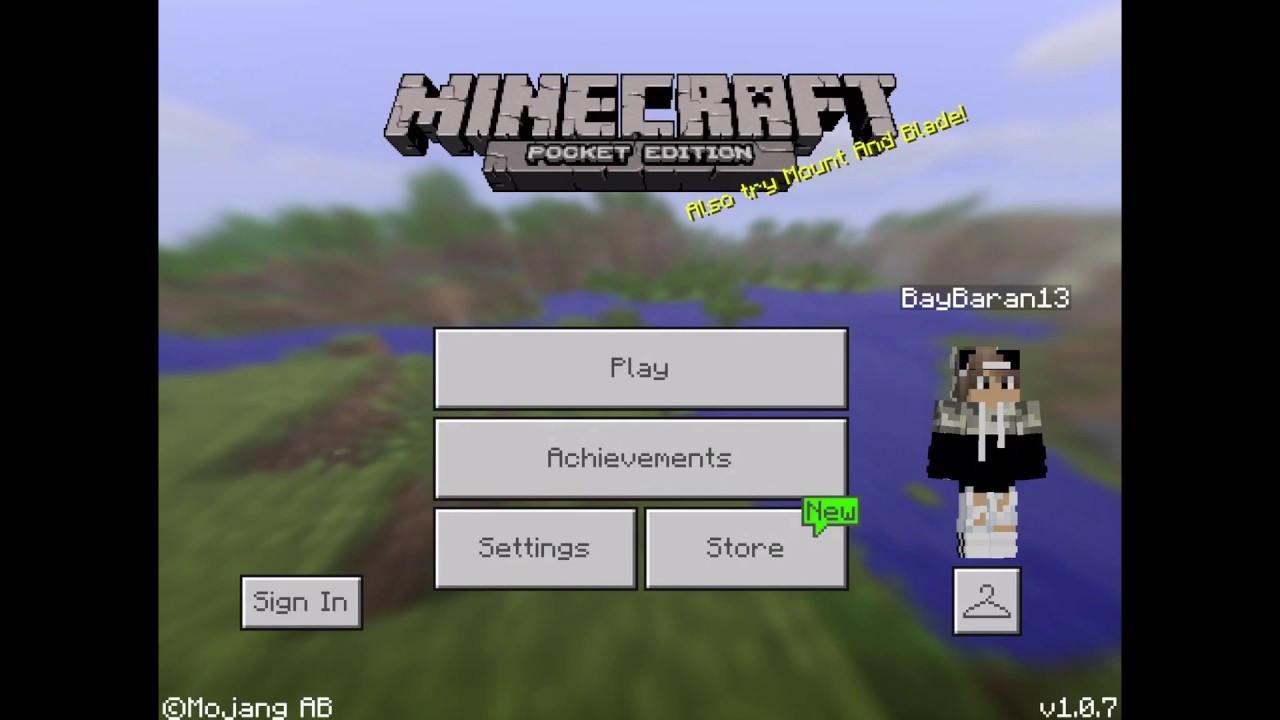 Minecraft PE How To Make House With Command Block YouTube - Minecraft hauser pocket edition