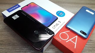 Redmi 6a vs Coolpad Cool 3 - Which Should You Buy ?