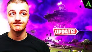 New Update * NOW * in Fortnite.. LEAKUPS, SKINURI & NEW CHANGES!