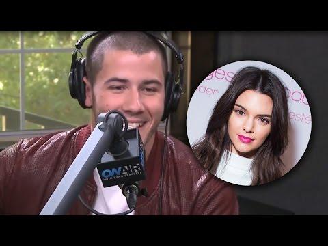 Nick Jonas DENIES Dating Kendall Jenner!