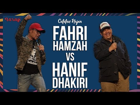Fahri Hamzah VS Hanif Dhakiri | Narasi Playfest 2018 | Catatan Najwa (Part 2)