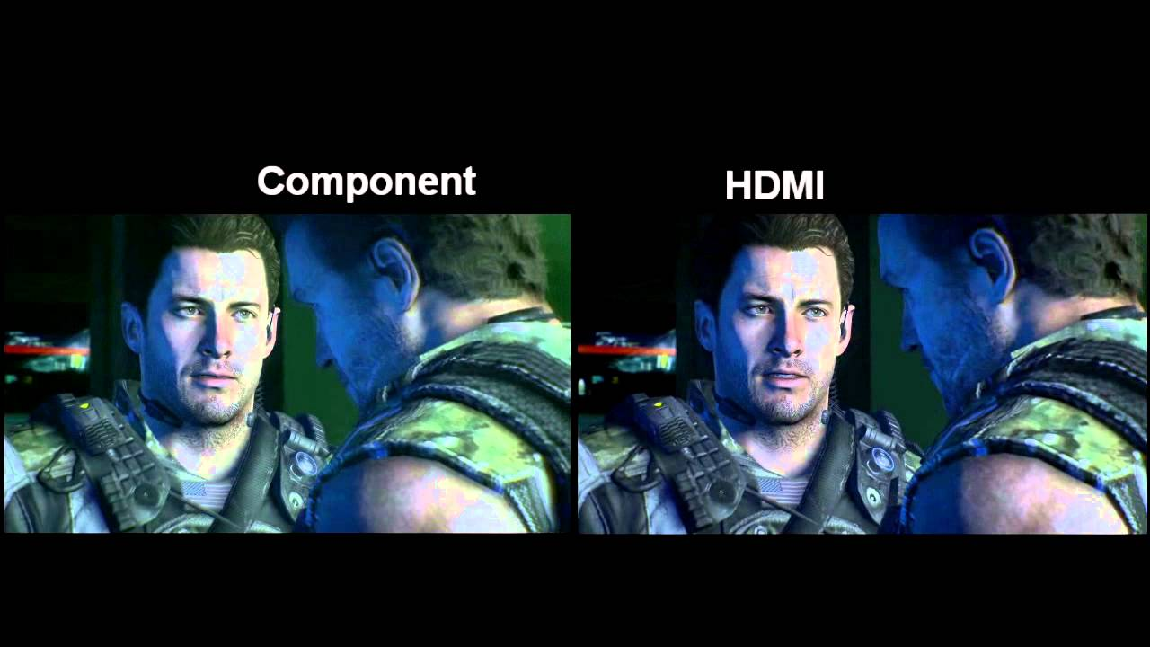 Hauppauge Hd Pvr 2 Component Vs Hdmi Youtube