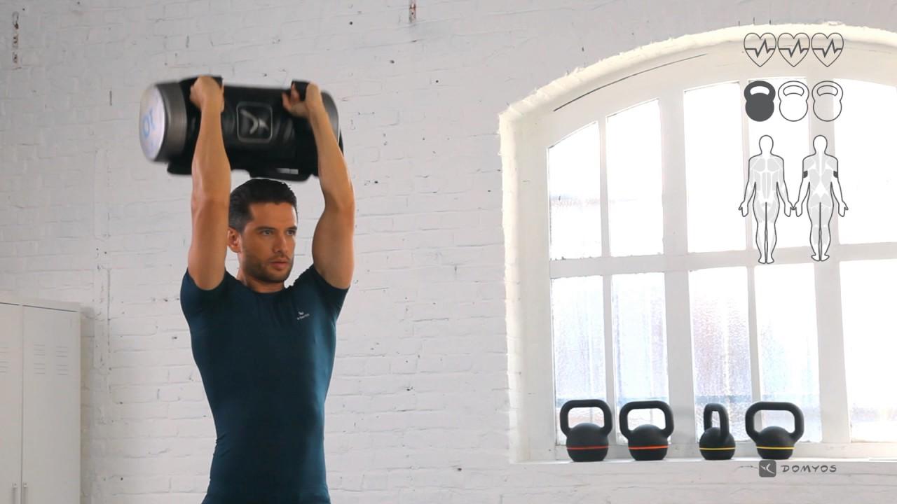 0f11d12c4 Exercício 1 - Sandbag Domyos - Exclusividade Decathlon - YouTube