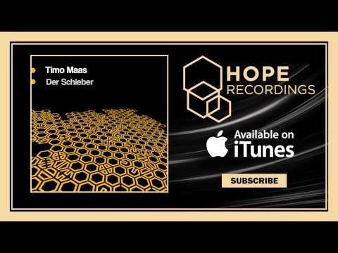 Timo Maas - Der Schieber (Original)