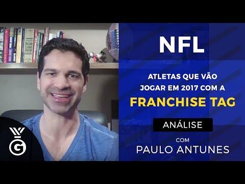Paulo Antunes conta quais os jogadores da NFL que vão jogar com a