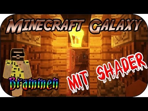 Minecraft Galaxy