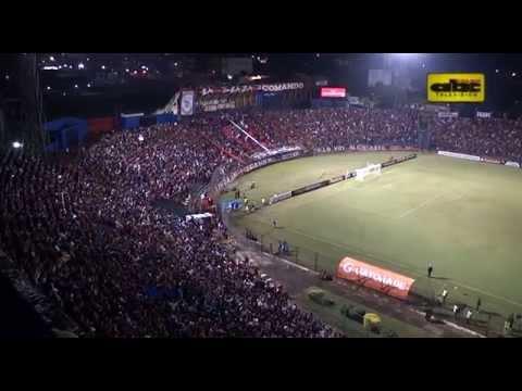 La fiesta de la hinchada de Cerro Porteño ante Cruzeiro