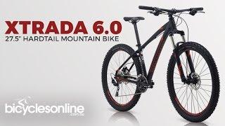 2017 Polygon Xtrada 6.0 - 27.5 inch Mountain Bike