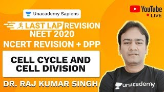 Download Mp3 Last Lap Ncert Revision And Dpp | Cell Cycle And Cell Division | Neet 2020 | Bio