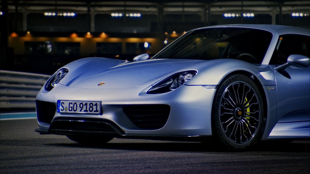 The Awesome Porsche 918 Top Gear Series 21 Bbc