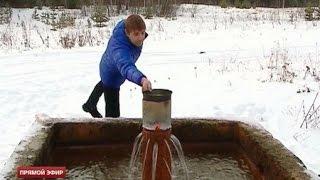 Огненная вода из поселка Махнёво: репортаж ОТВ