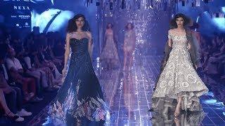 Jacqueline & Aditya Roy Kapoor Walk For Manish Malhotra | Fall/Winter 2017/18 | Lakme Fashion Week