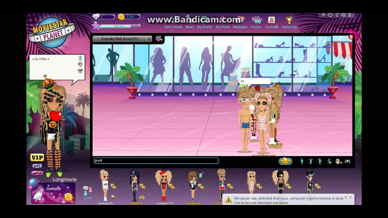 Moviestarplanet Fame fortune  friends  YouTube