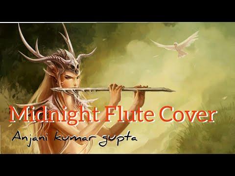Midnight Flute Tune| Indian Bamboo Flute | Instrumental Bansuri