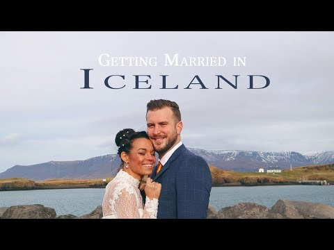Iceland Wedding | How To Get Married In Iceland