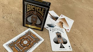 Architectural Wonders of the World - Bicycle (Amazon exclusive!) - Deck Review!