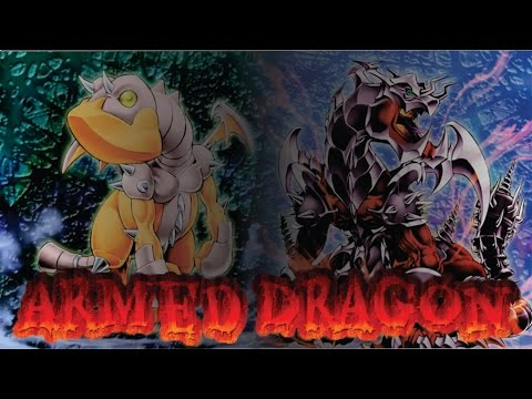 Armed Dragon - Chazz It Up - July 2015