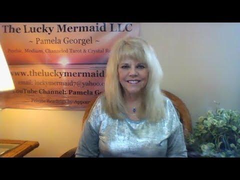 Scorpio Psychic Tarot Reading March 2018 by Pam Georgel