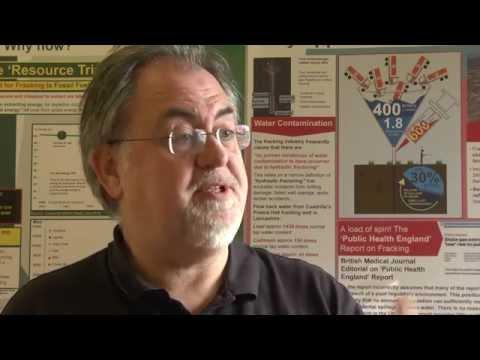 Anti Fracking Meeting Hellaby