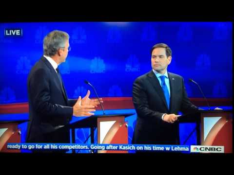 Jeb Bush Thug Life - GOP Debate
