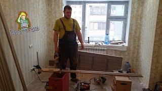 Тележка верстак установка дверей Нижний Новгород