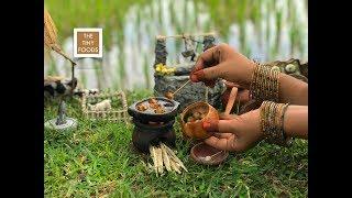 Kuzhi Paniyaram | Kuli Paniyaram | How To Make Paniyaram Batter-Spicy Paniyaram |E42 |The Tiny Foods
