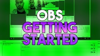 Getting Started with OBS