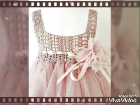 Crochet Tutu Dress Pattern Youtube