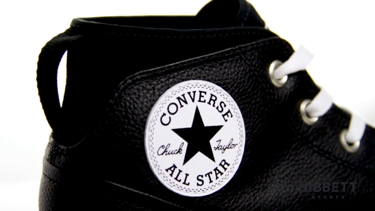 Men s Chuck Taylor All Star Syde Street - YouTube 7606fb6d9