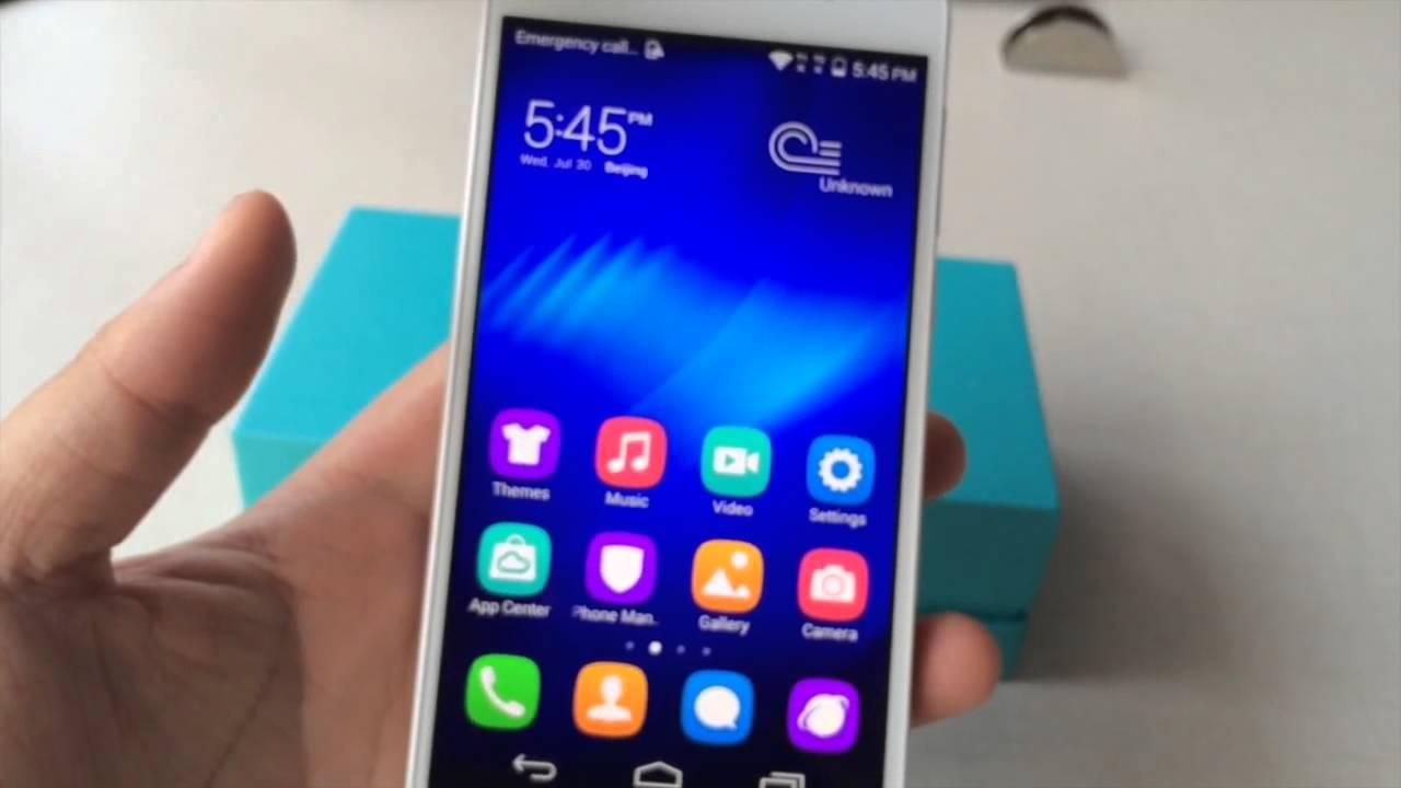 a5ffa74bc3ec2 Huawei Honor 6 4G LTE SmartPhone - YouTube
