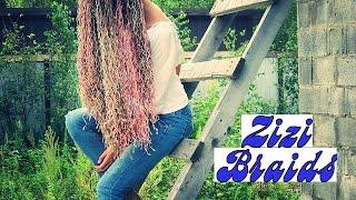Зизи, зизухи| Zizi Braids