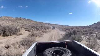 Laughlin to Barstow through Mojave Desert STRAPT Performance Carli Dominator Thuren Fab Dodge Diesel