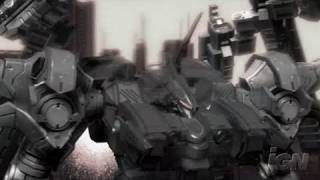 Armored Core 4 Xbox 360 Trailer - TGS Trailer (HD)