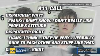 Chilling 911 Call: Teen Kills Mom and Sister (Jake Evans)