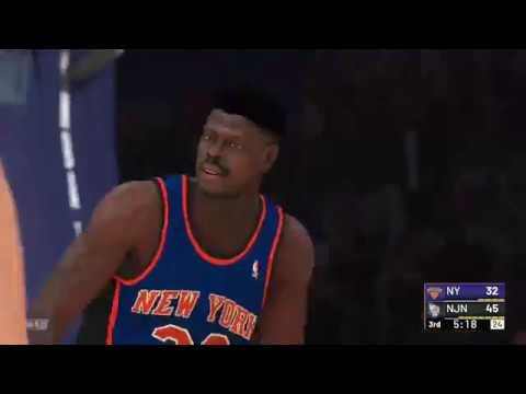 2K Throwback Thursday Matchup, Knicks vs. Nets | TKW Twitch Stream