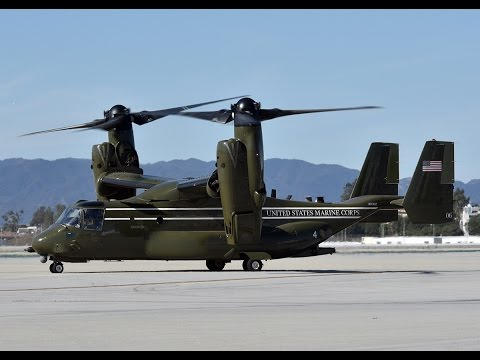 Marine Helicopter Squadron One (HMX-1) at LAX