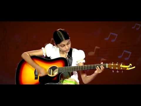 Baby.Akshaya Praveen...Hosanna Hosanna Song