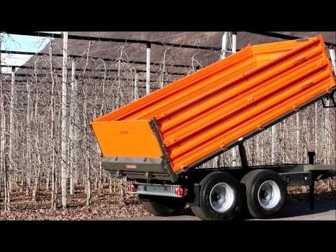 Eurocomach eurotrac c f40 usato doovi for Lochmann rimorchi usati