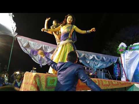 Hilai Ke Ho Patli Kamariya Bhojpuri Latest Arkestra Song (Pradhan Arkestra And Diwana  Musical Group