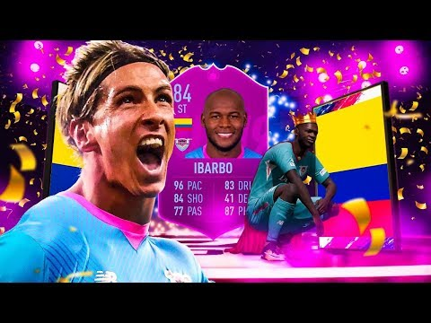 OMG THE RETURN OF THE KING! 84 RATED LEAGUE SBC IBARBO PLAYER REVIEW! FIFA 19 Ultimate Team