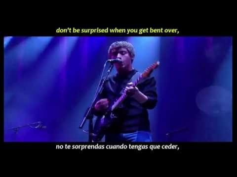 Arctic Monkeys - Teddy picker (inglés y español)