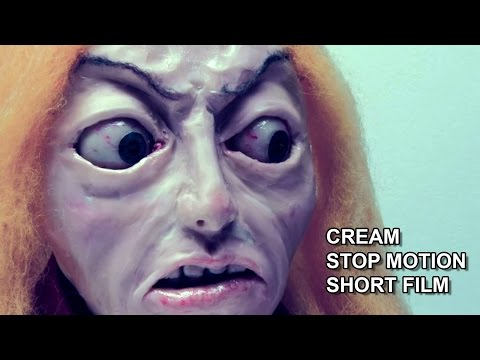 CREAM - Stop Motion Animated Short Film by The Animation Workshop