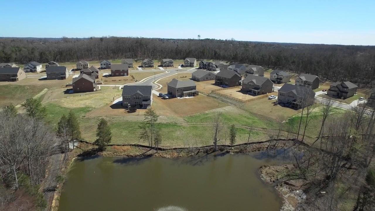 Churchill Farms in Harrisburg, NC   Meritage Homes
