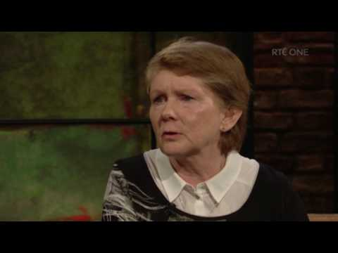 A well deserved standing ovation for Tuam Babies Historian Catherine Corless | The Late Late Show