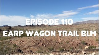 California Drifter: Episode 110 - Wagon Trail BLM