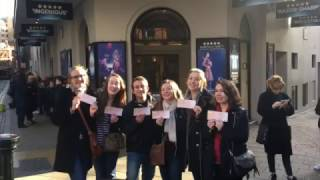 5th Birthday Ticket giveaway | Matilda The Musical