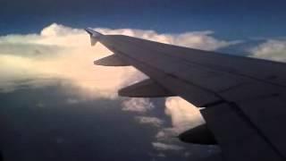 Tormenta desde el cielo