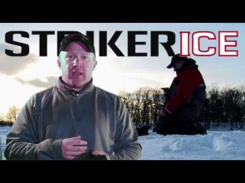 Striker Ice Flotation Ice Fishing Suits - Hardwater Climate Predator
