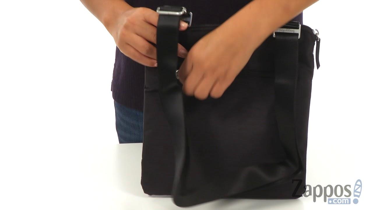 02ab06059 Baggallini Pocket Slim Crossbody SKU: 8997081 - YouTube